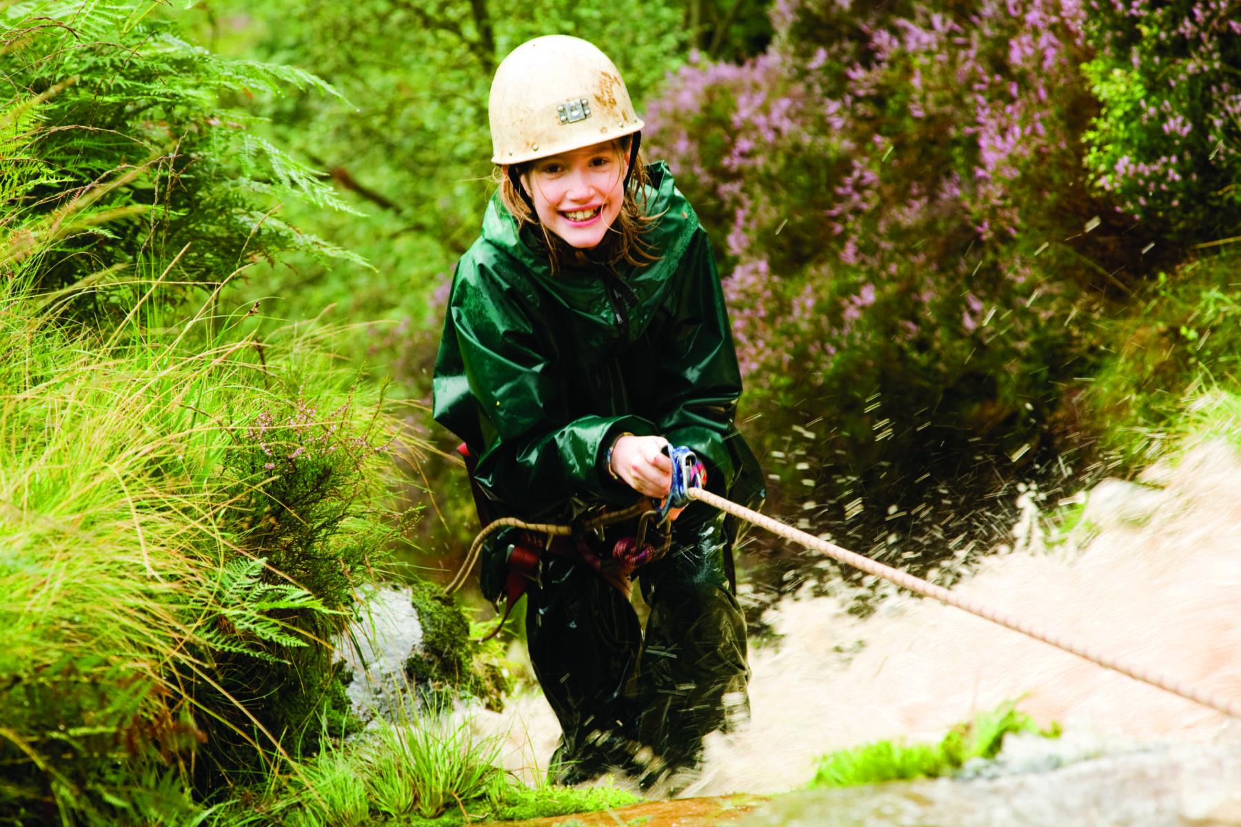 YHA Summer Camps - Alex Rider Activities