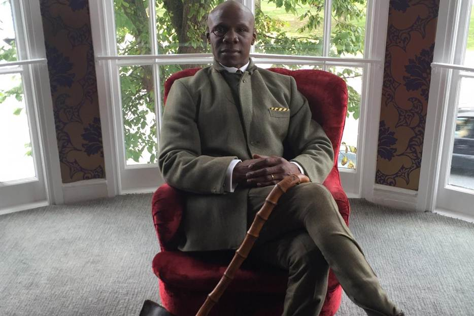 Chris Eubank @ YHA Brighton