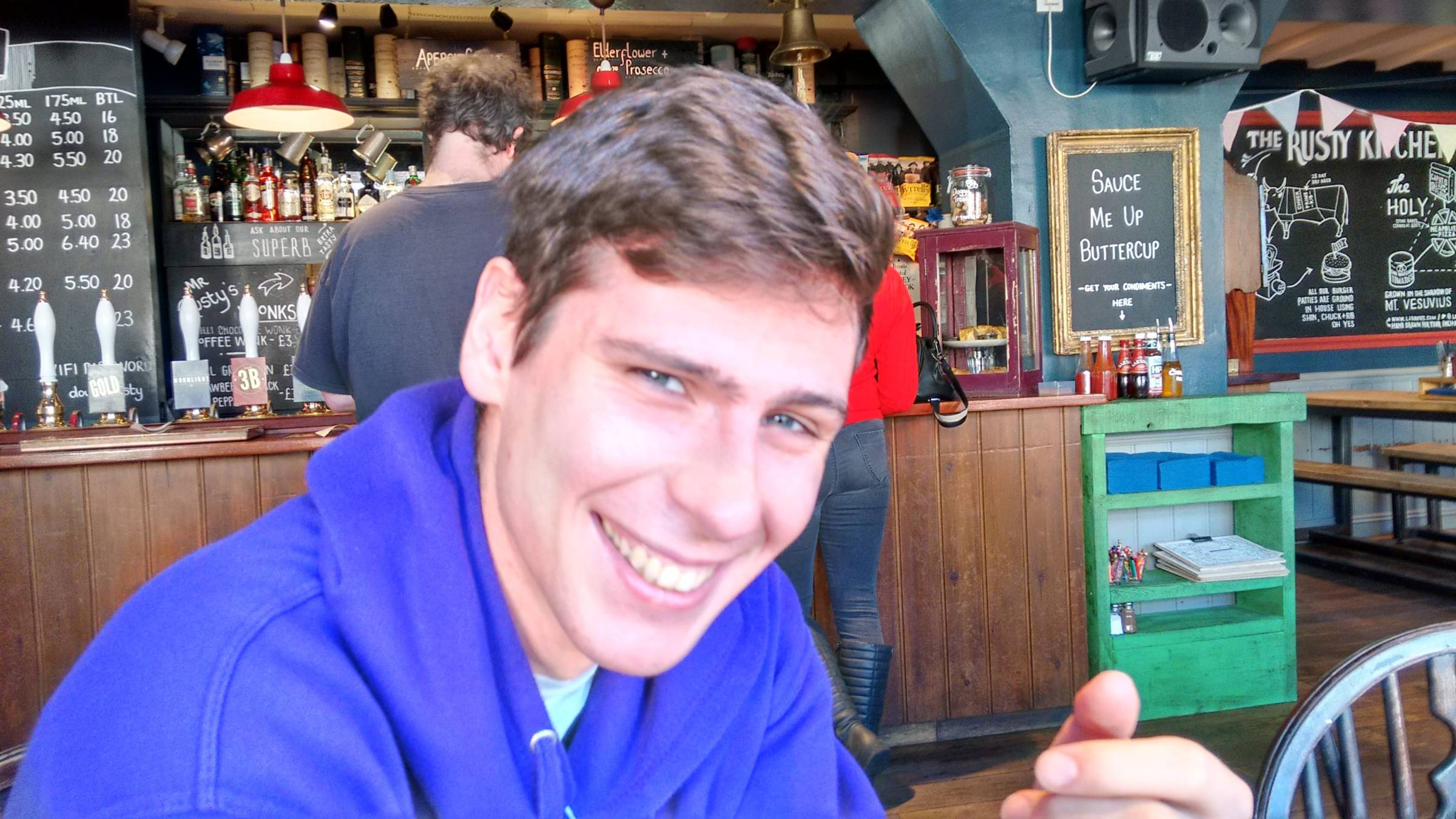 Alec Burslem - Hosteller Q&A