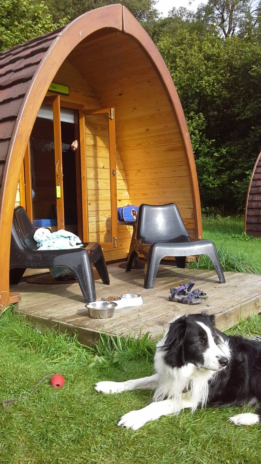 Dog friendly YHA