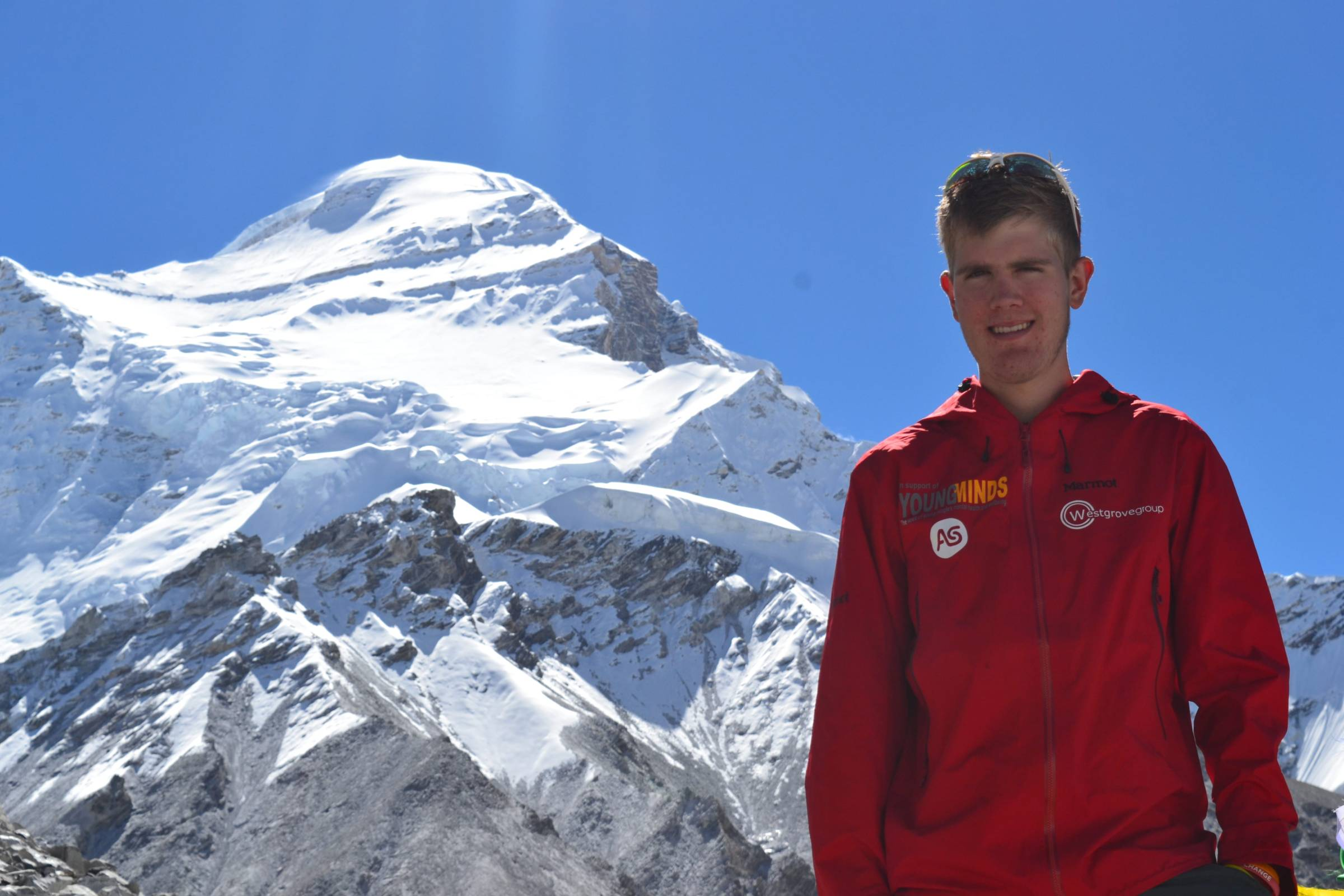 Alex Staniforth Fells to Everest