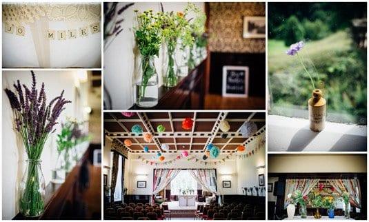Weddings at YHA Ilam Hall