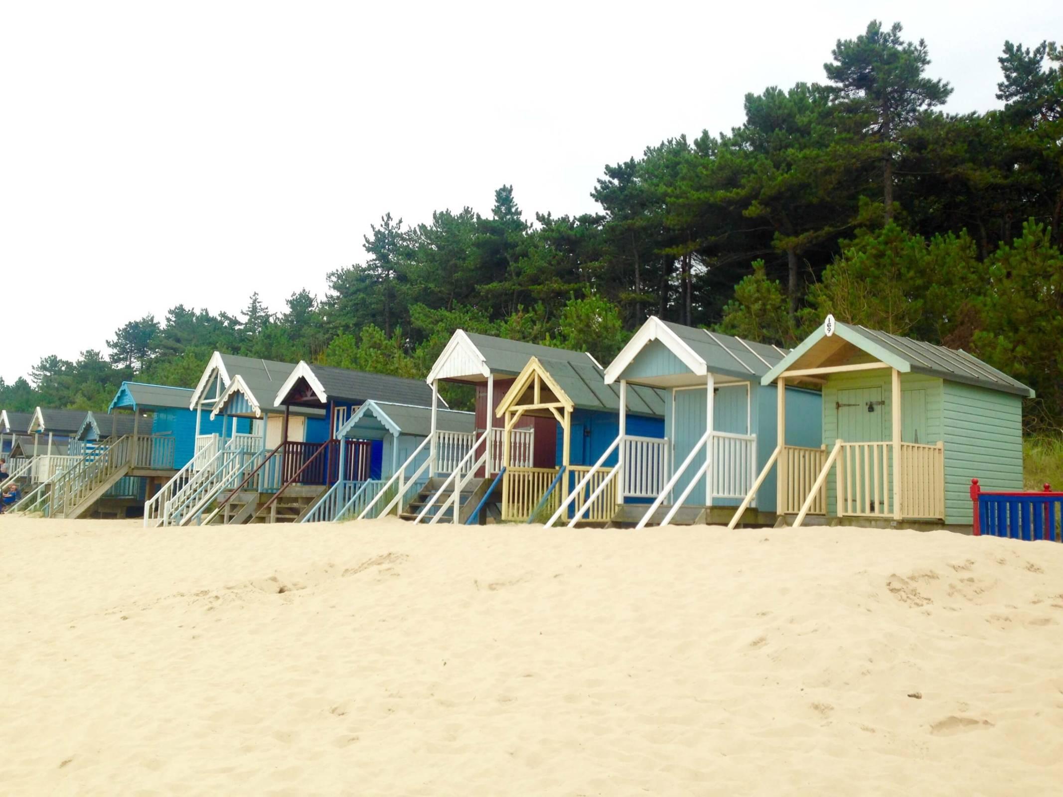 YHA Wells huts