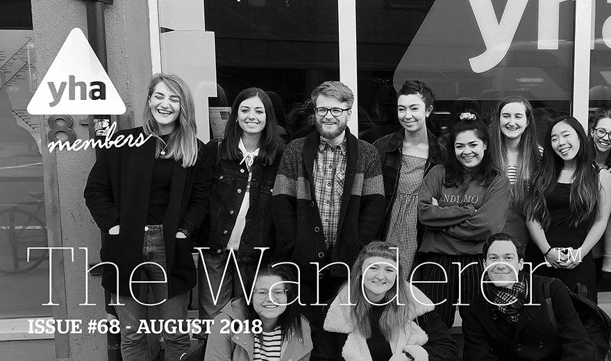 Wanderer August