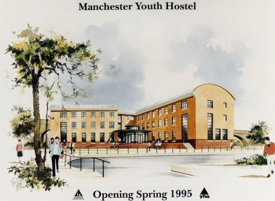 Manchester youth hostel