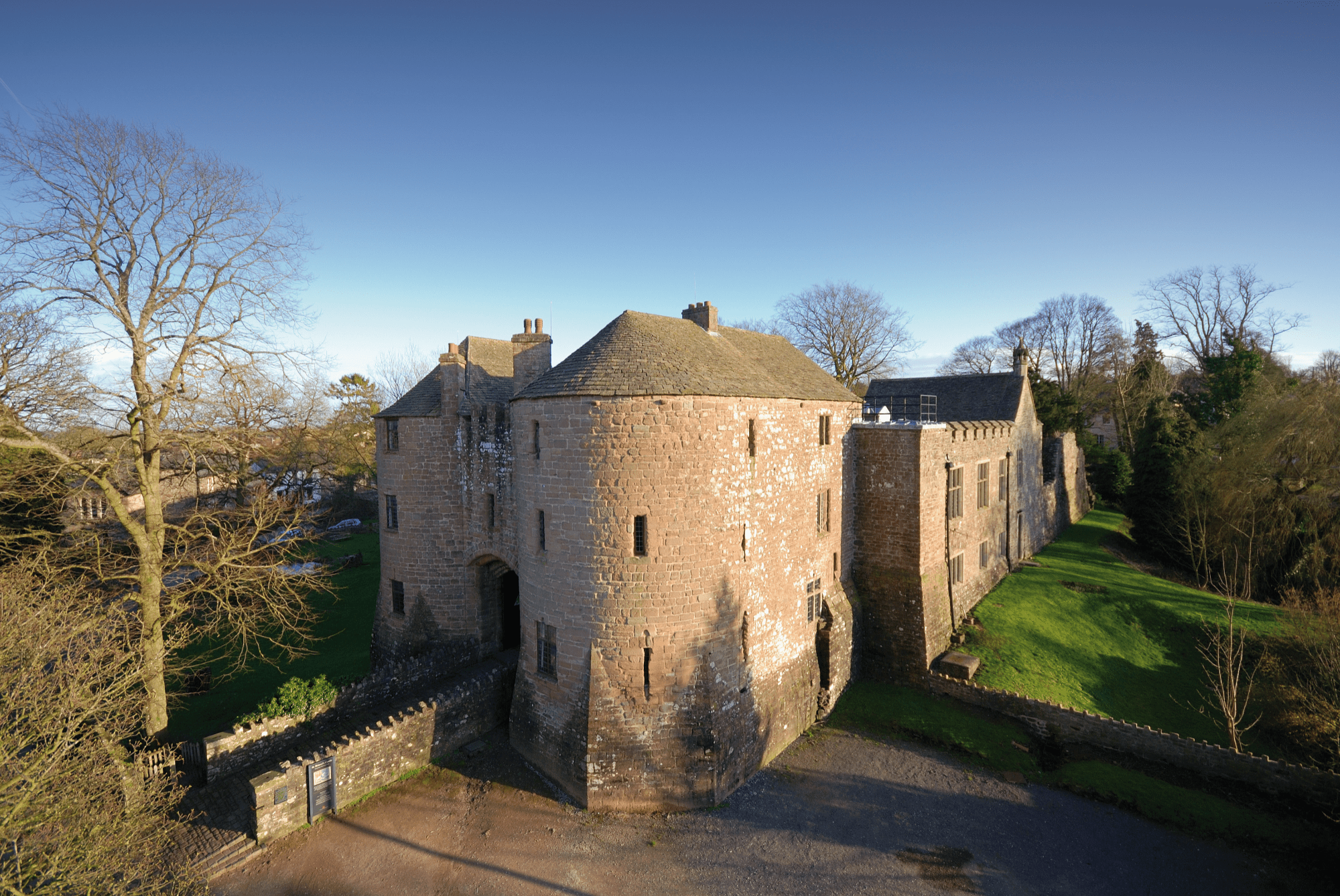 YHA St Briavels Castle
