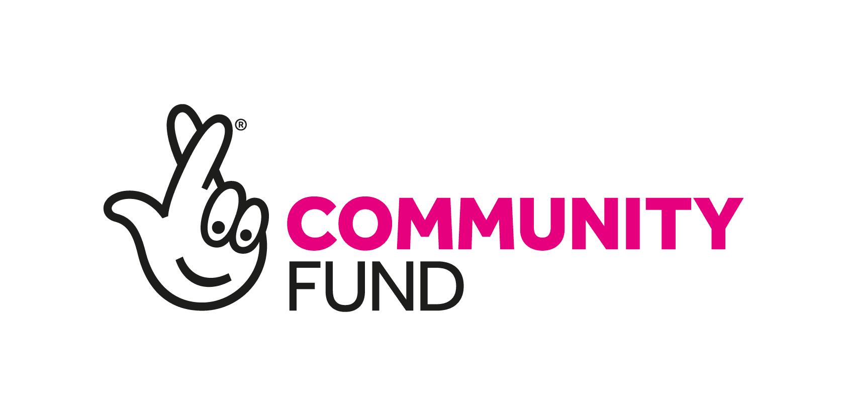 Community funding logo