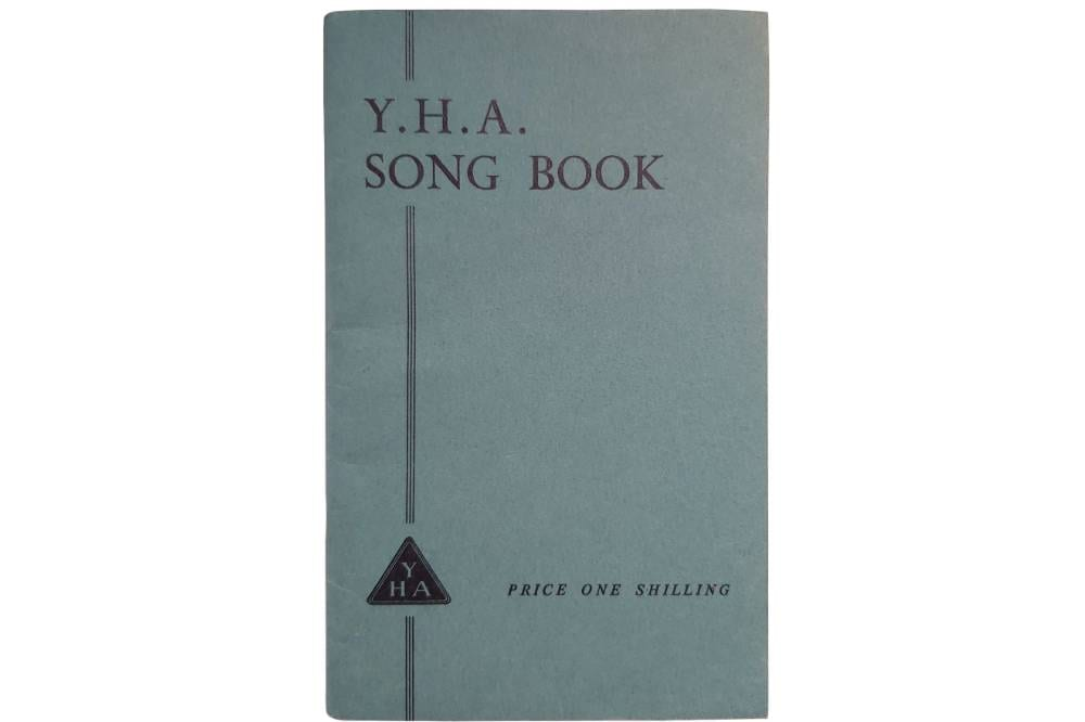 YHA song book