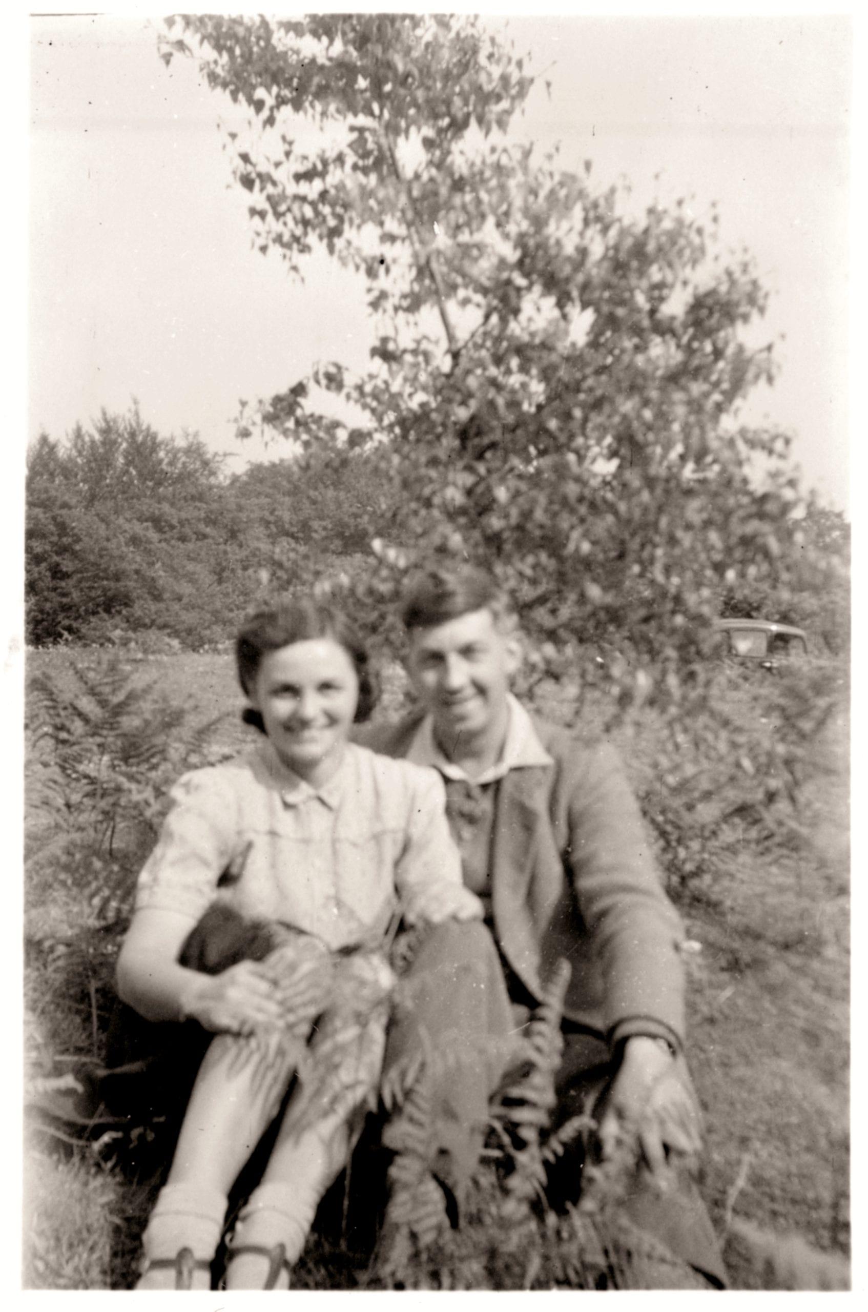 John and Olive Marrington