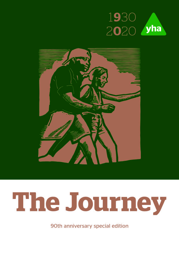 The journey 90th Edition cover