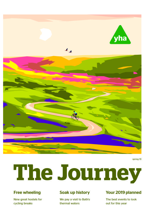 The Journey Spring 2019 cover
