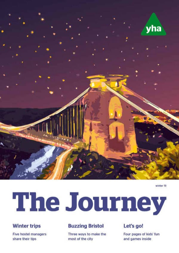 The Journey Winter 2019 cover