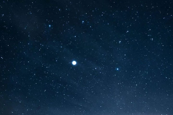 Star formation in sky