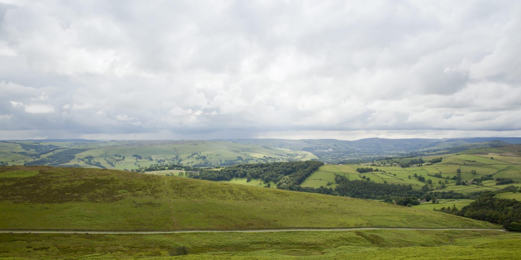 Edale landscape