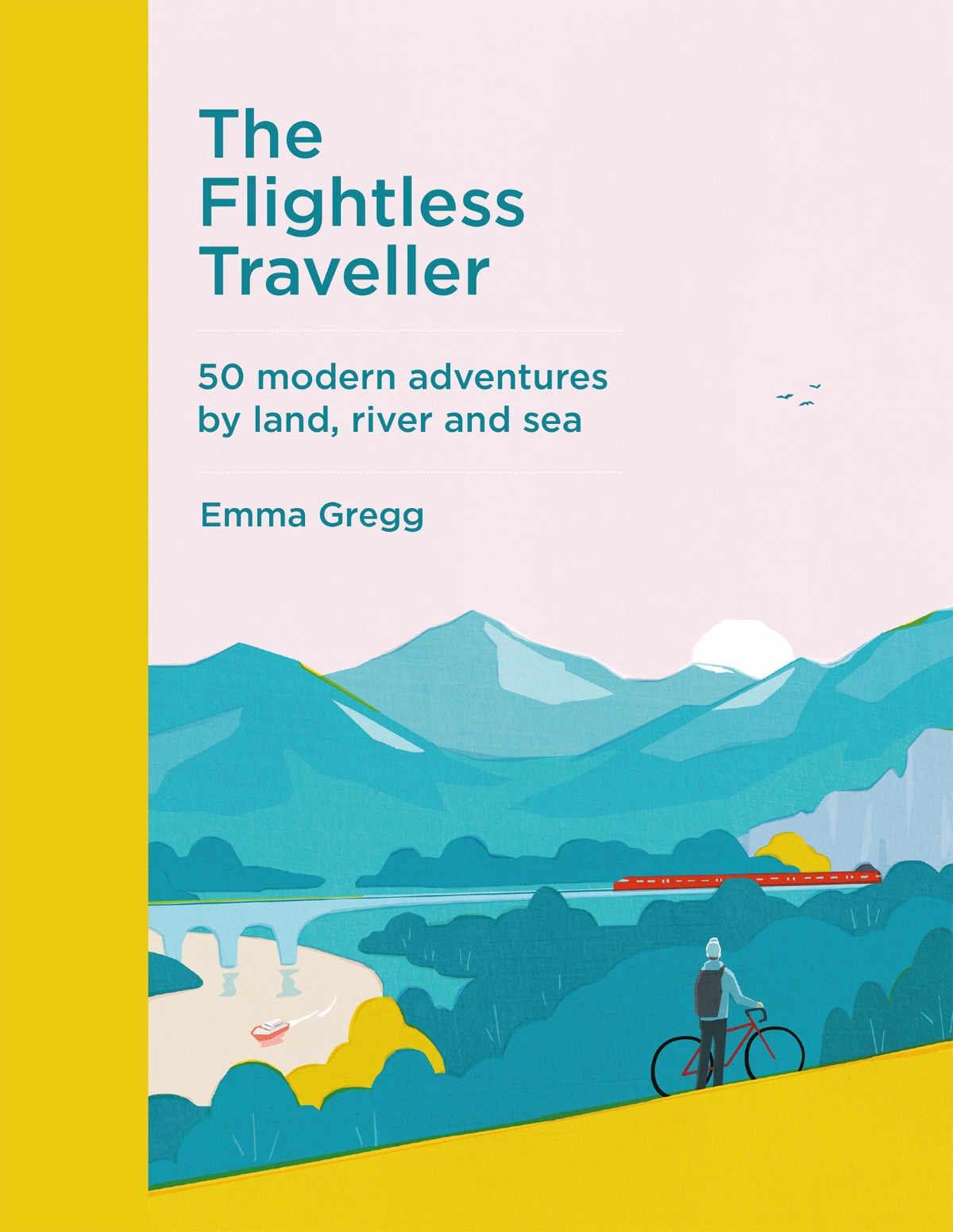 Flightless traveler book cover