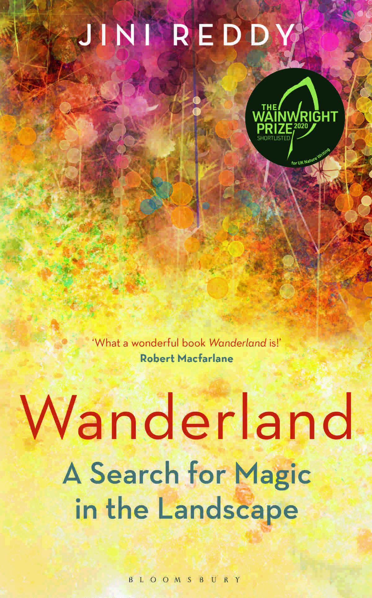 Wanderland book cover