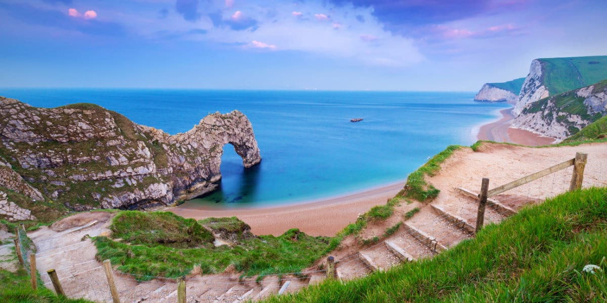 Durdle Door Lulwoth Cove