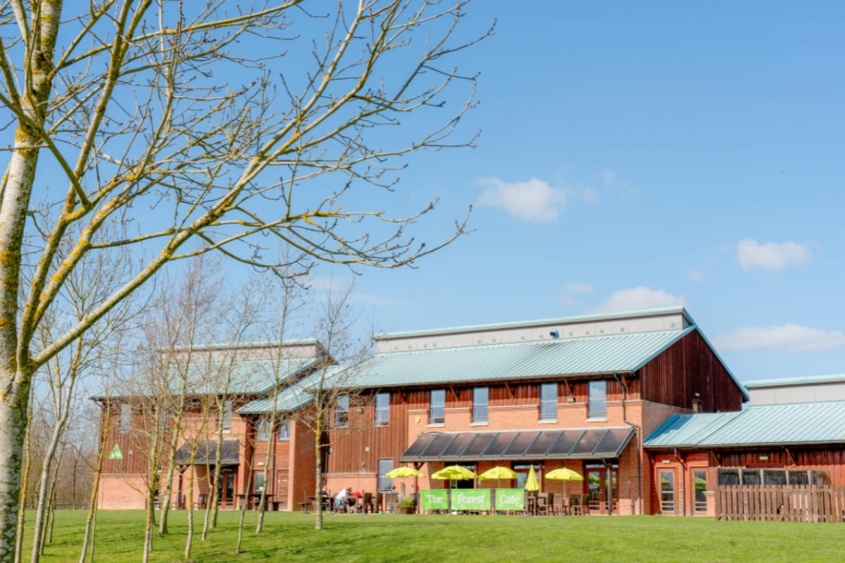 YHA National Forest exterior