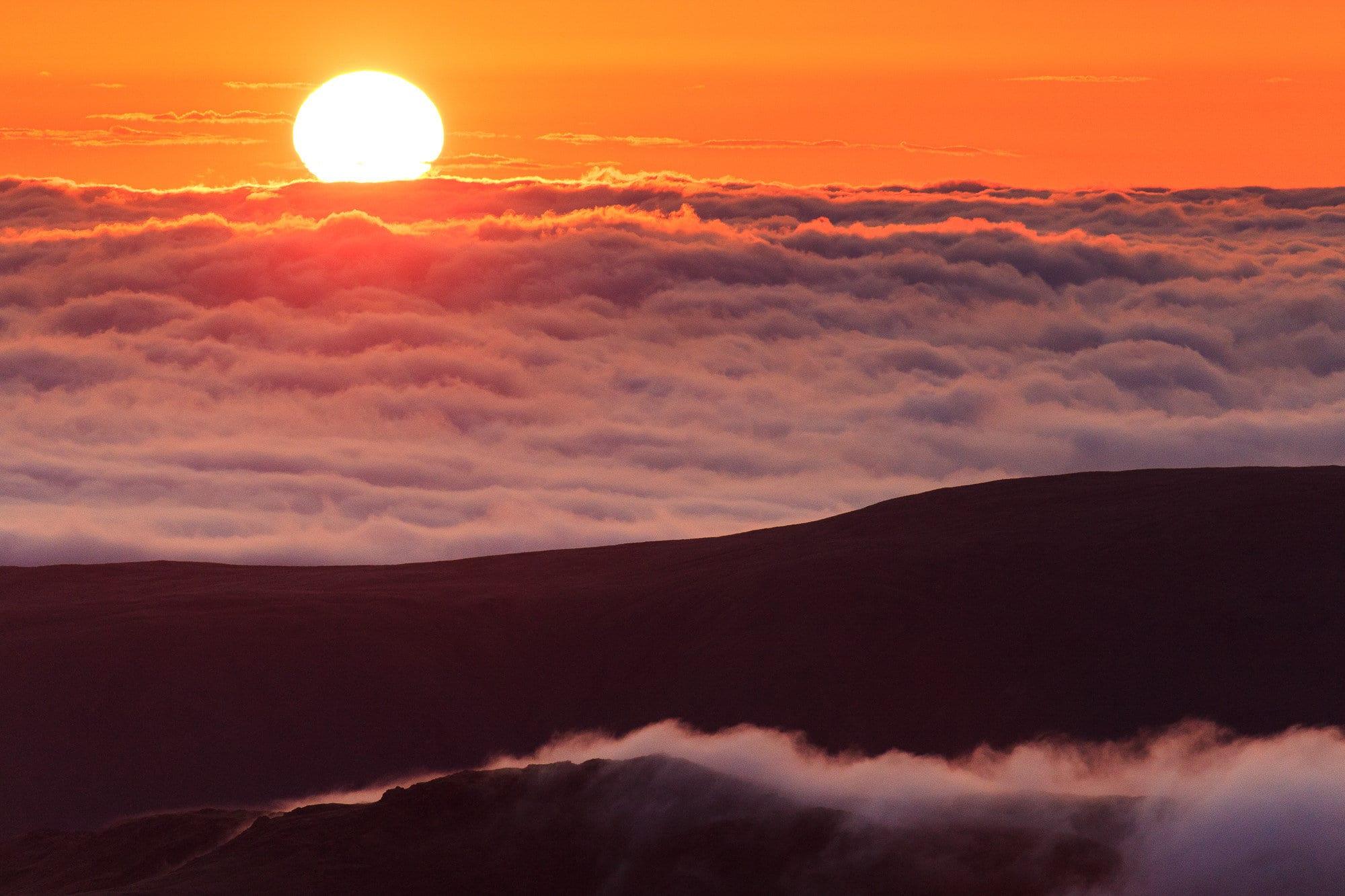 Dawn over Eastern fells