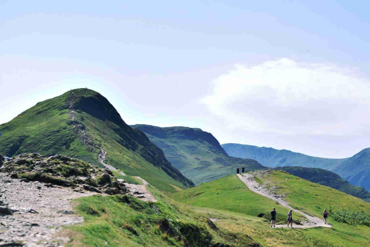 Lake District National Park fells
