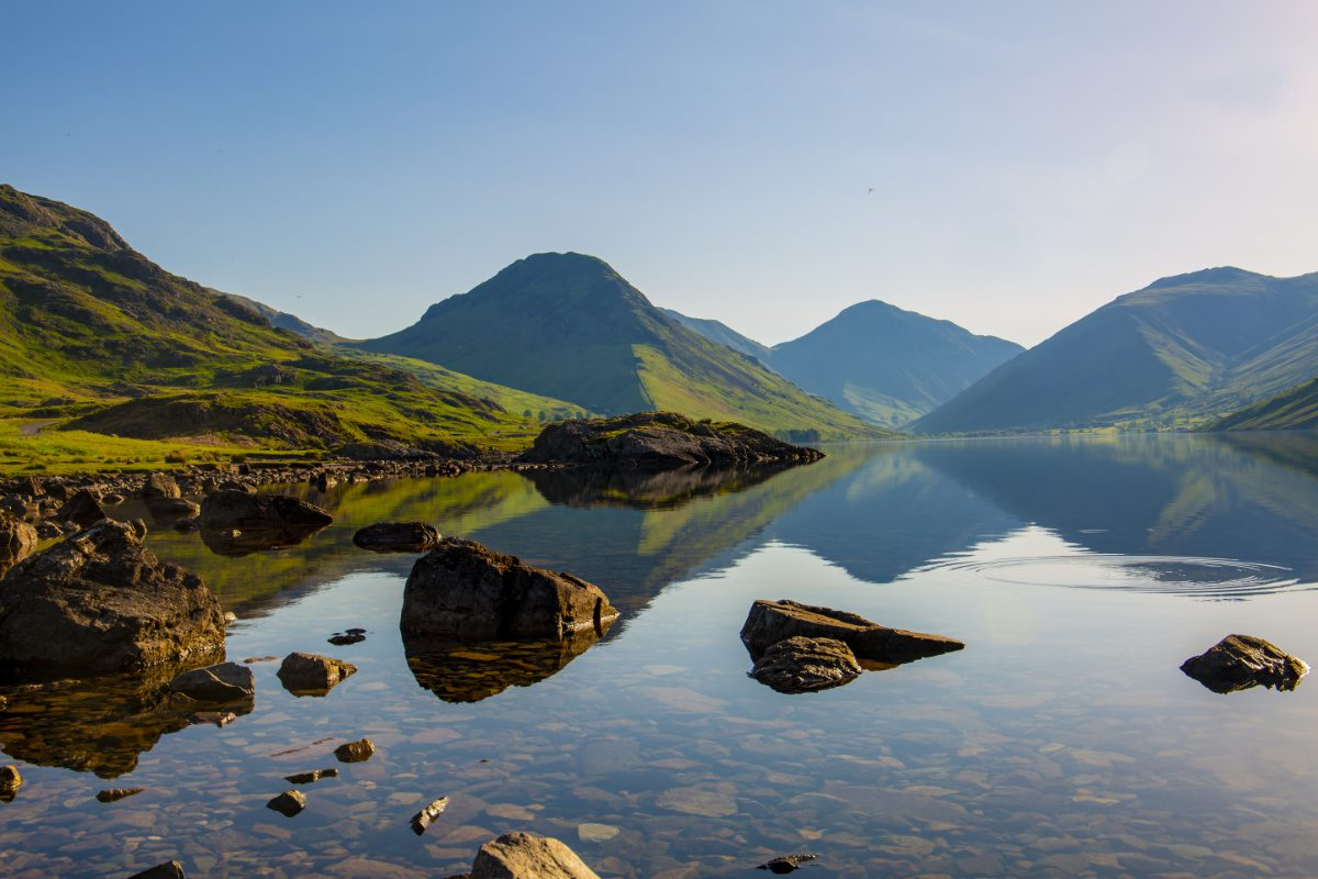 Lake Buttermere view