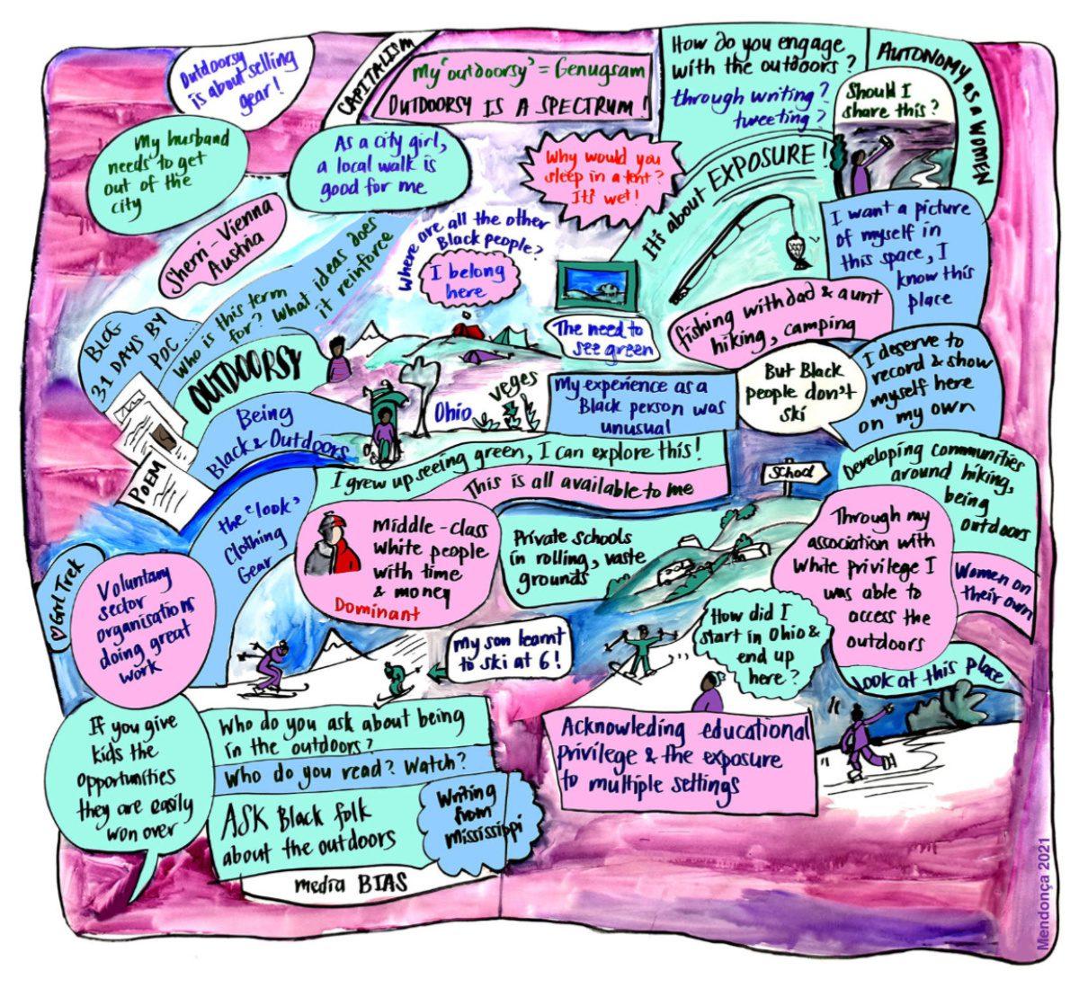 Sherri Spelic's illustrated story