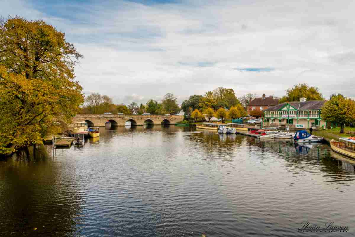 Stratford-upon-Avon bridge